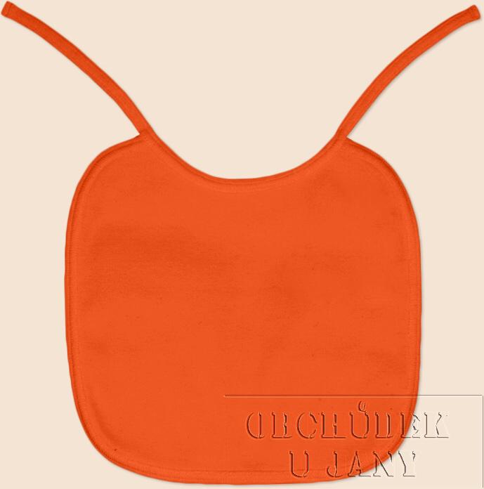 Bryndák zavazovací oranžový tmavý