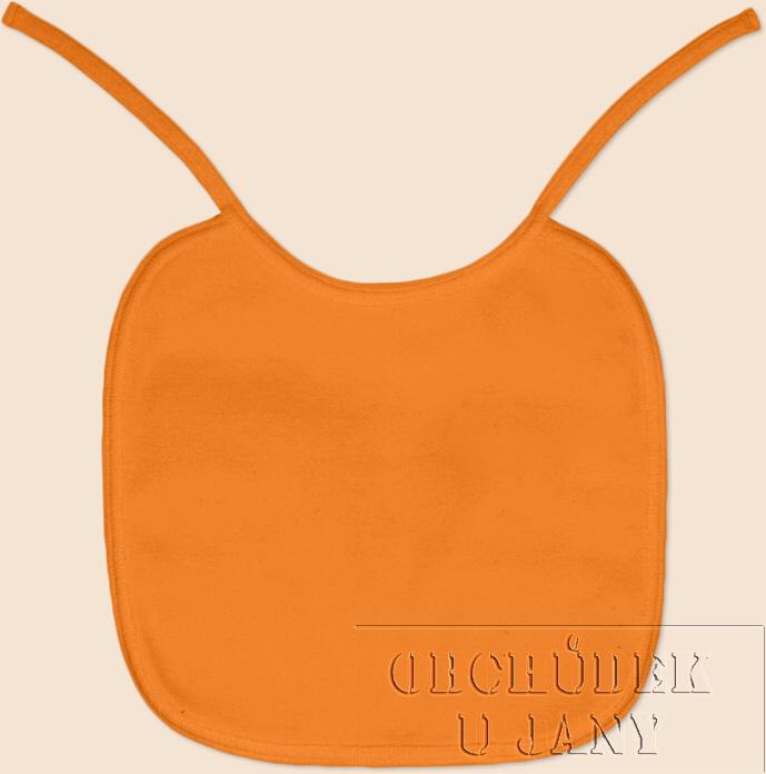 Bryndák zavazovací oranžový světlý