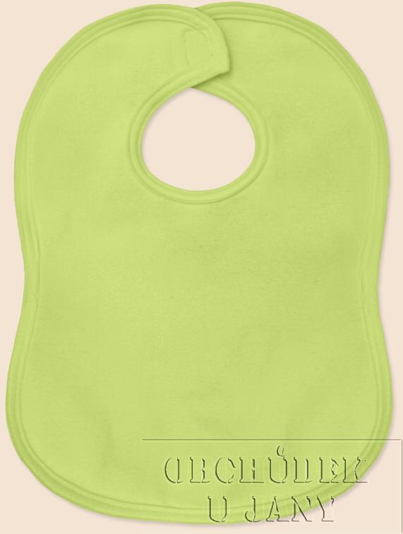 Bryndák na suchý zip zelenkavý