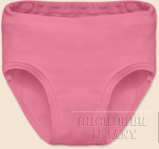 Dívčí kalhotky růžové
