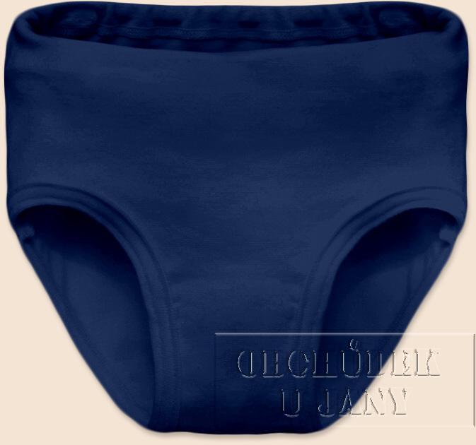Dívčí kalhotky modré