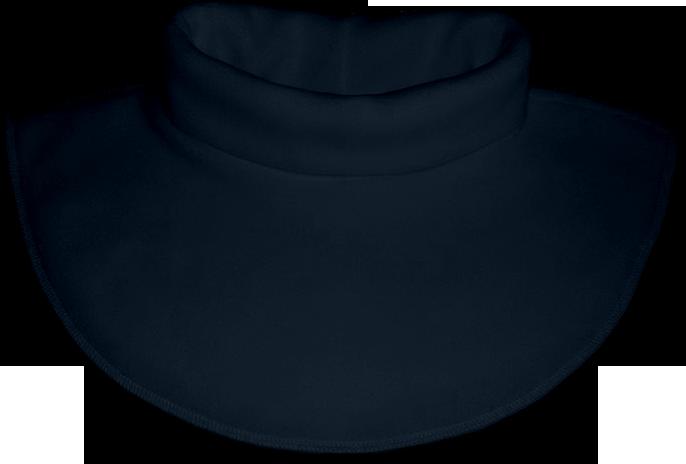 Nákrčník - rolák flísový granát