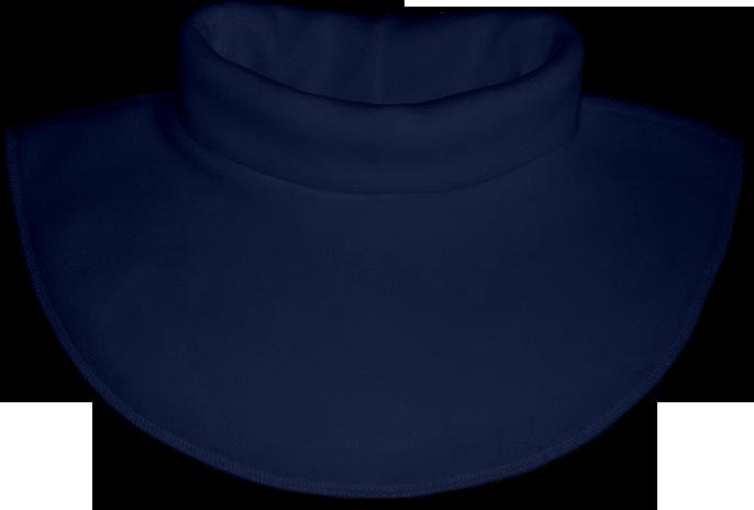 Nákrčník - rolák flísový modrý jeans