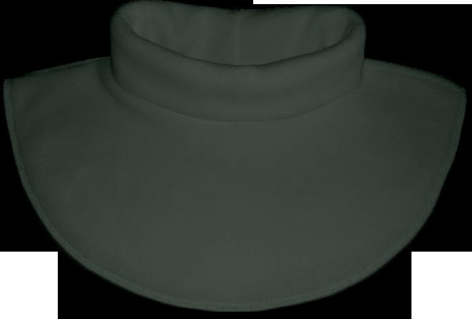 Nákrčník - rolák flísový khaki