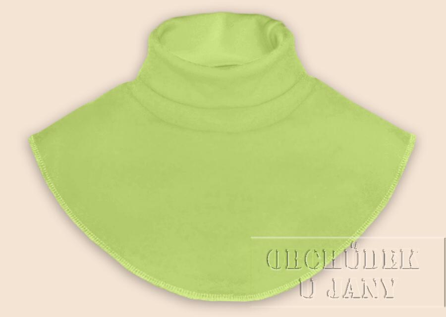 Nákrčník - rolák zelenkavý