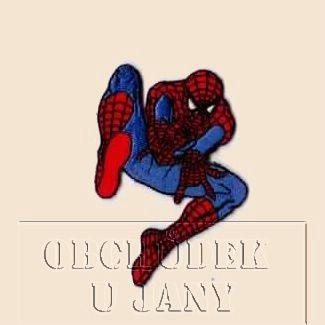 Nažehlovací aplikace Disney - Spider-man 1