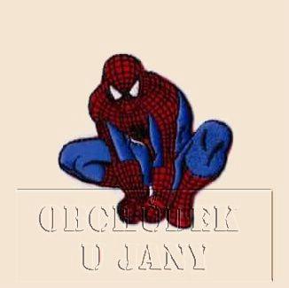 Nažehlovací aplikace Disney - Spider-man 2
