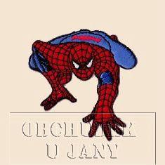 Nažehlovací aplikace Disney - Spider-man 6
