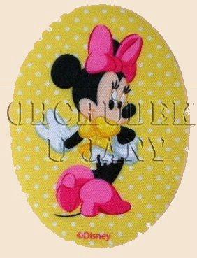 Nažehlovací záplata - Mickey Mouse 1