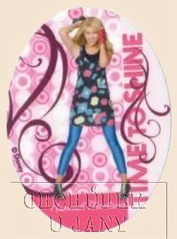 Nažehlovací záplata - Hannah Montana 5