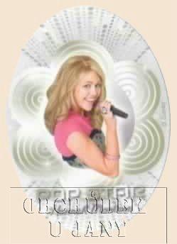 Nažehlovací záplata - Hannah Montana 6