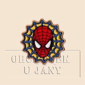 Nažehlovací aplikace Disney - Spider-man 7