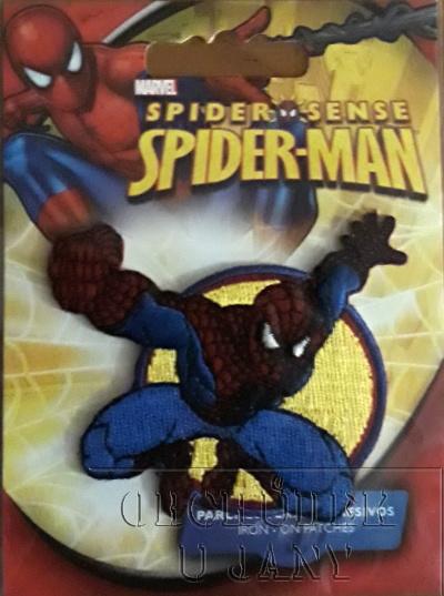 Nažehlovací aplikace Disney - Spider-man 10