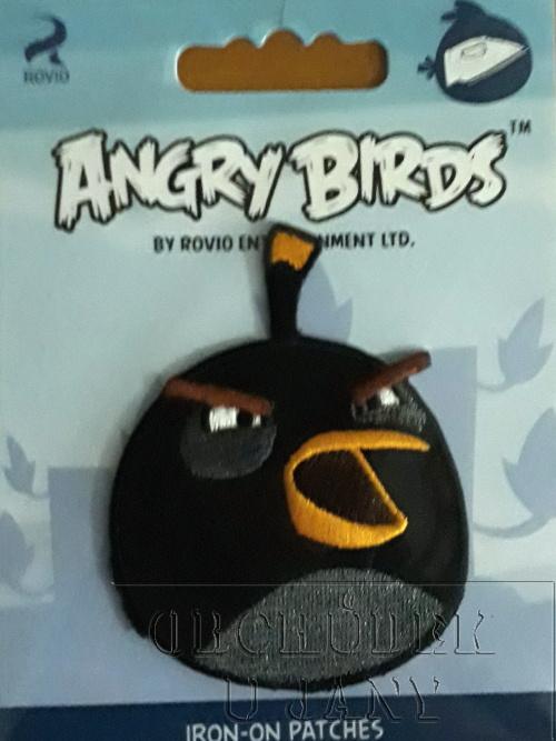 Nažehlovací aplikace Disney - Angry Birds 4