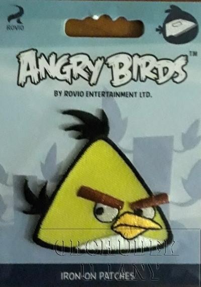 Nažehlovací aplikace Disney - Angry Birds 1