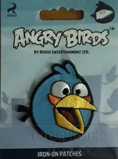 Nažehlovací aplikace Disney - Angry Birds 2