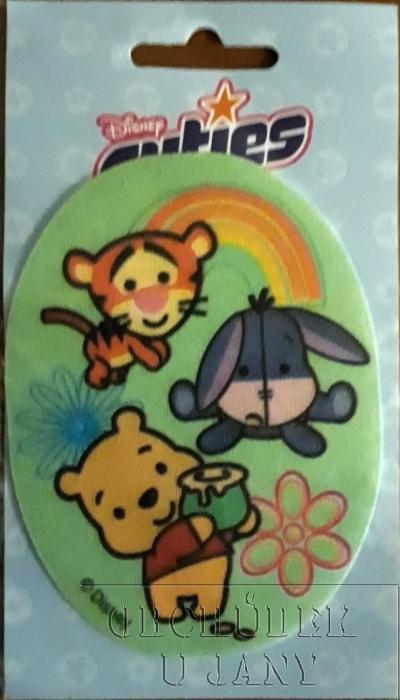 Nažehlovací záplata - Disney Cuties 3