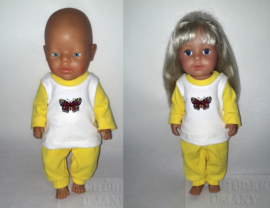 Souprava na panenku Baby born