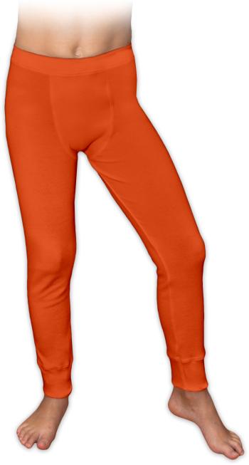 Dětské / chlapecké spodky oranžové tmavé