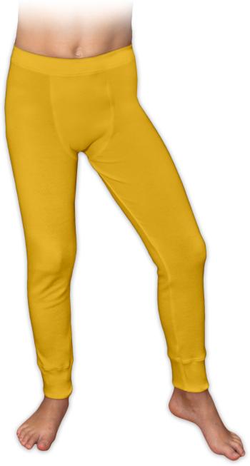 Dětské / chlapecké spodky žluté